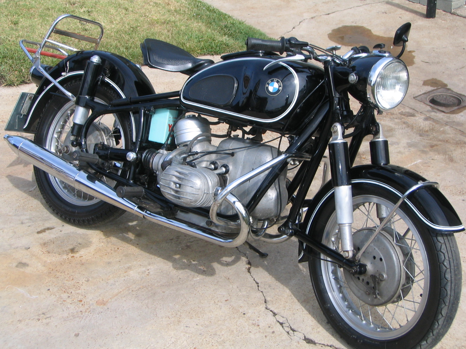 Bmwr 1940 R12 Restored Bmw R51 2 1950 Photographs At