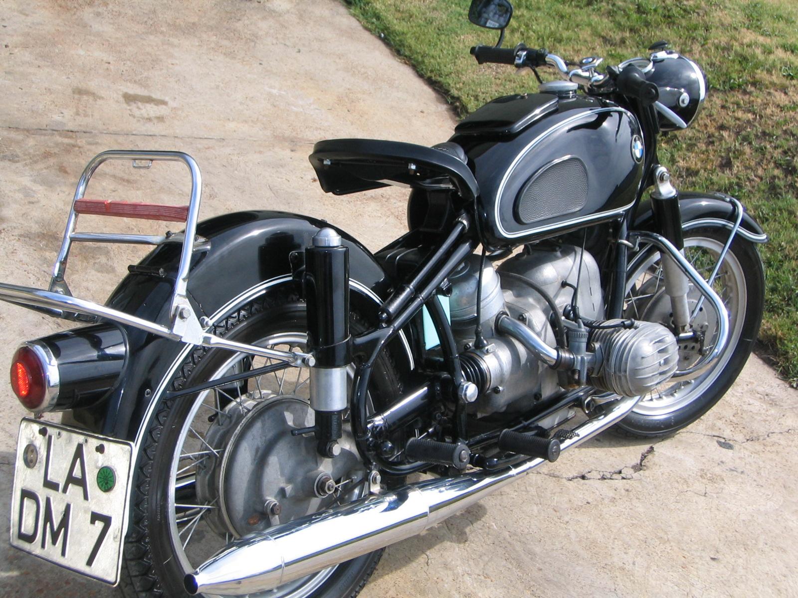 1955 Bmw R50 2