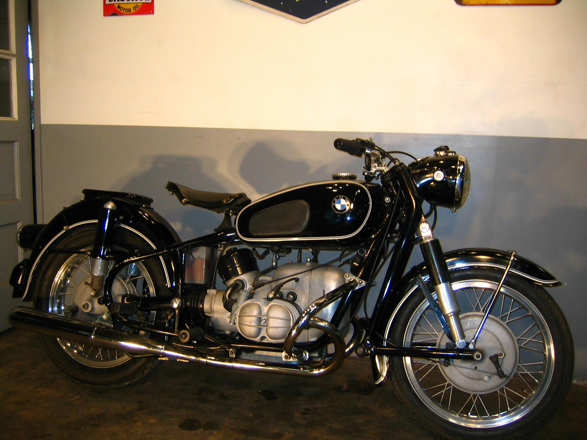 1955 Bmw R50