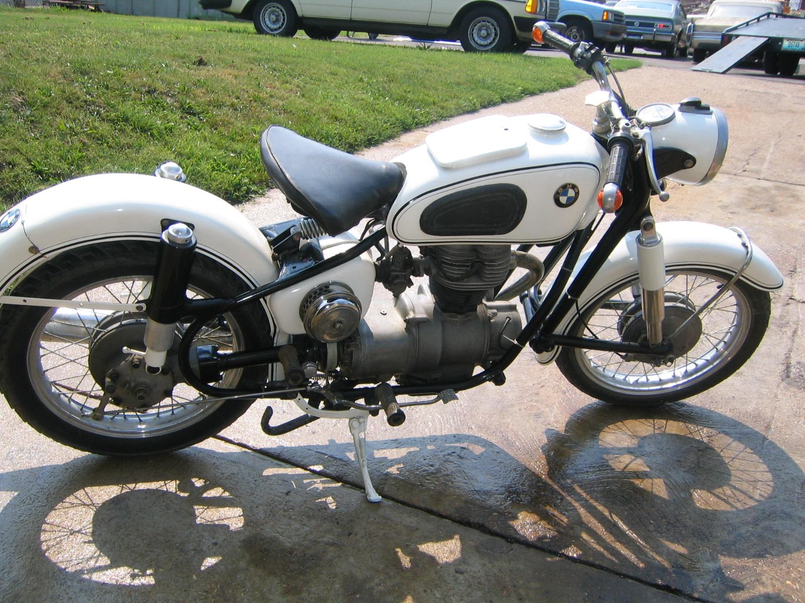 1957 Bmw R27r