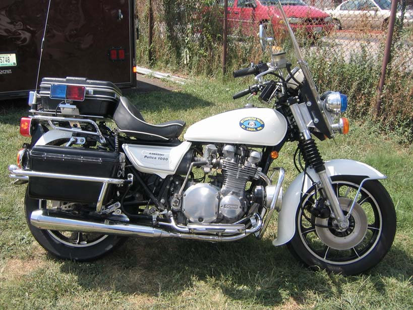Kawasaki Police Motorcycles For Sale Craigslist