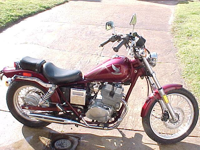 1987 Honda Rebel 250
